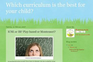 Which curriculum is the best for your child?